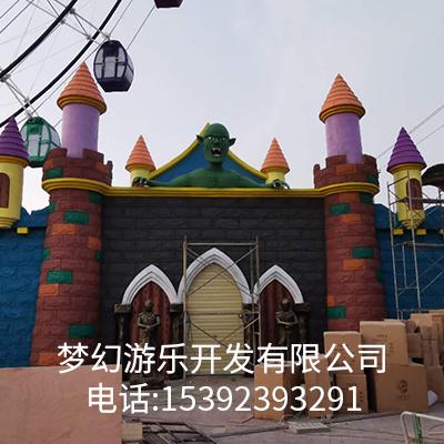 四川古堡惊魂