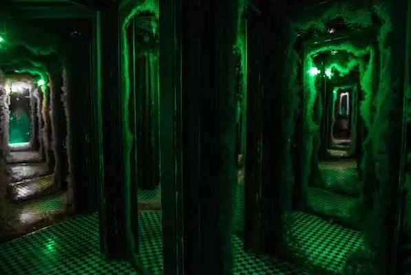 鬼屋迷宫的设计原则